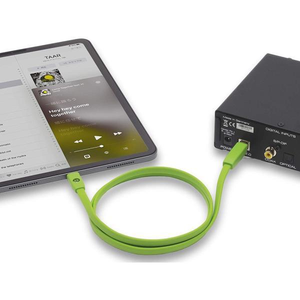 OYAIDE オヤイデ電気製 USBケーブル d+USB Type-C Class B 2.0m|ratoc|05