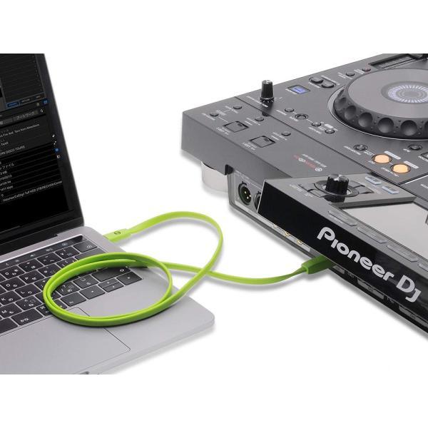 OYAIDE オヤイデ電気製 USBケーブル d+USB Type-C Class B 2.0m|ratoc|06