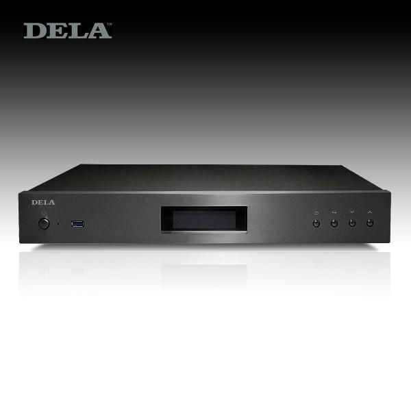 メルコシンクレッツ製 DELA 高音質オーディオ用NASの第2世代版 オーディオ用NAS「HA-N1AH20/2BK」|ratoc