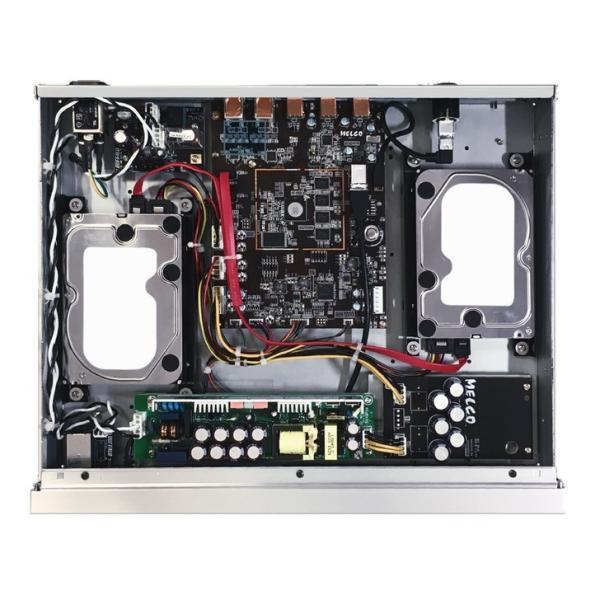 メルコシンクレッツ製DELAミュージックライブラリーHDD6TBモデル「N1A/3-H60」&CDリッピング用ケース「RAL-EC5U3P」&Pioneer製ドライブ「BDR-S12J-X」セット ratoc 04