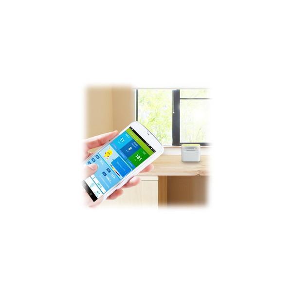 Bluetooth エアクオリティ モニター REX-BTPM25V|ratoc|02