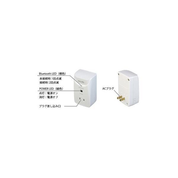 アウトレット特価 Bluetooth ワットチェッカー REX-BTWATTCH1 OL|ratoc|03
