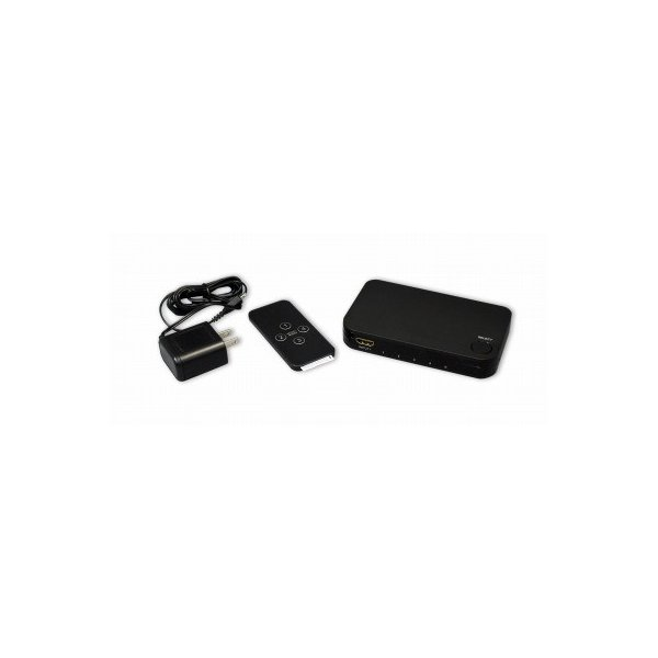 4K60Hz対応 4入力1出力 HDMIセレクター RP-HDSW41-4K HDCP1.4/2.2 4K60Hz 4:4:4 HDR対応 HDMI切替器 メーカー1年保証|ratoc|05
