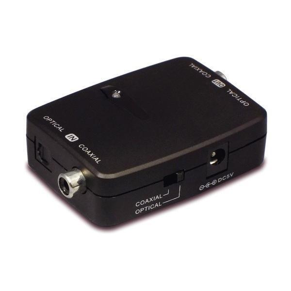 光デジタル⇔同軸デジタル 双方向変換アダプター RS-OPTXCOA2 光(同軸)デジタル音声を同軸(光)デジタルに変換するDDオーディオ変換器 メーカー1年保証|ratoc|02