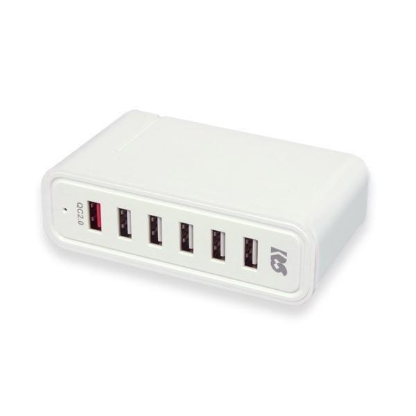 6ポートUSB急速充電器(スタンド付)RS-USB6CG|ratoc|04