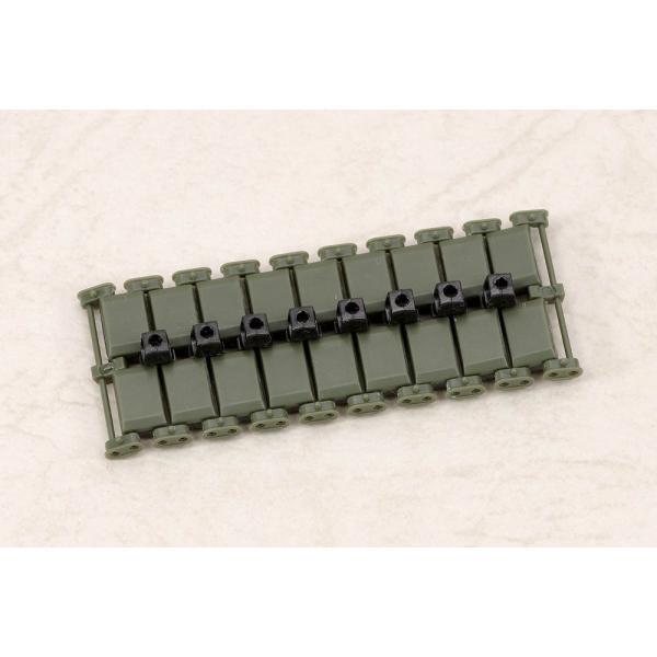 1/35  M4シャーマンHVSS T80 連結可動キャタピラセット|raupen-modell-shop|03