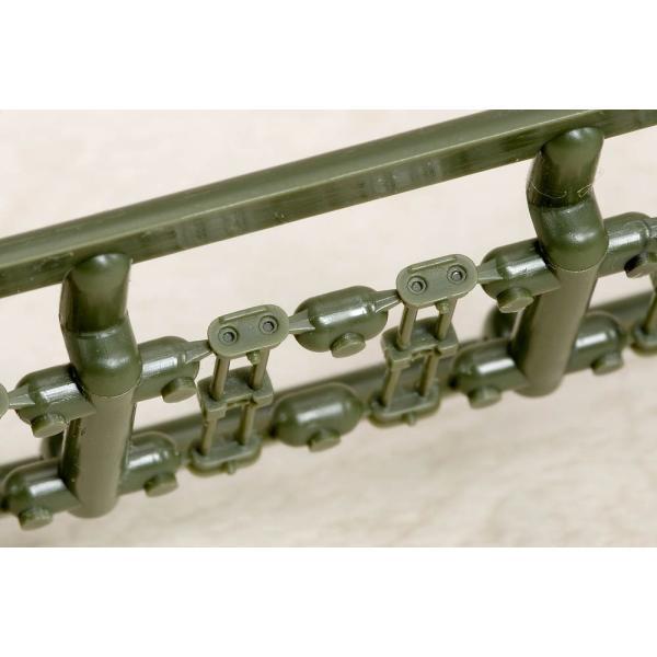 1/35  M4シャーマンHVSS T80 連結可動キャタピラセット|raupen-modell-shop|04