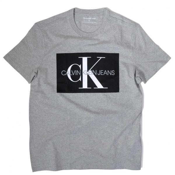 カルバン クライン ジーンズ モノグラム ロゴ ブロック Tシャツ 全3色 メンズ|rawdrip|04