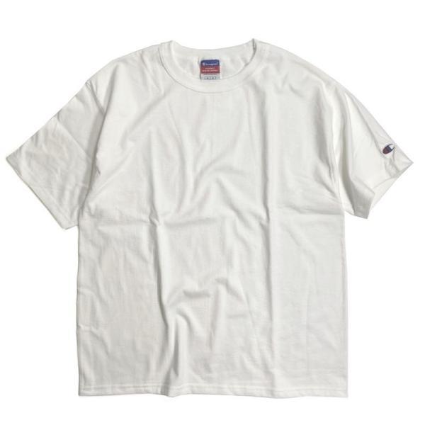 チャンピオン 7オンス ヘリテージ ジャージー Tシャツ T2102 全5色|rawdrip|02
