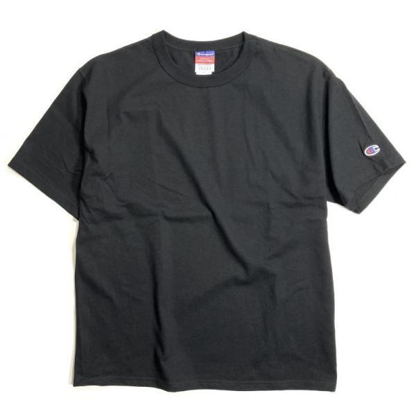 チャンピオン 7オンス ヘリテージ ジャージー Tシャツ T2102 全5色|rawdrip|03
