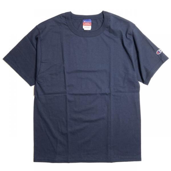 チャンピオン 7オンス ヘリテージ ジャージー Tシャツ T2102 全5色|rawdrip|04
