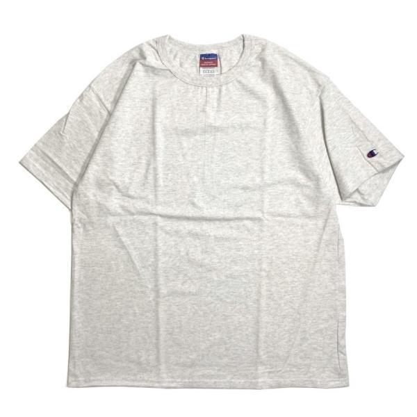 チャンピオン 7オンス ヘリテージ ジャージー Tシャツ T2102 全5色|rawdrip|06