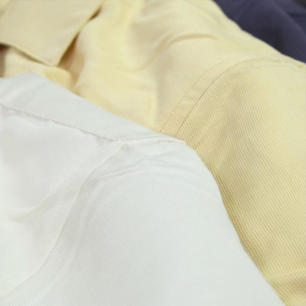 ハリトン バハマ コード キャンプ シャツ 全3色 メンズ|rawdrip|04
