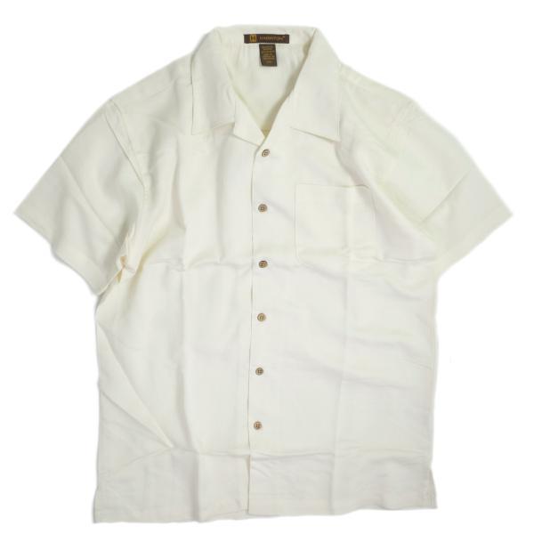 ハリトン バハマ コード キャンプ シャツ 全3色 メンズ|rawdrip|05