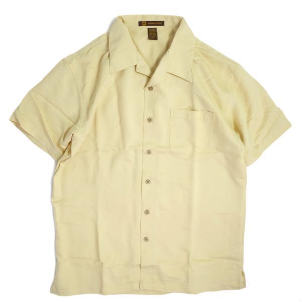 ハリトン バハマ コード キャンプ シャツ 全3色 メンズ|rawdrip|06