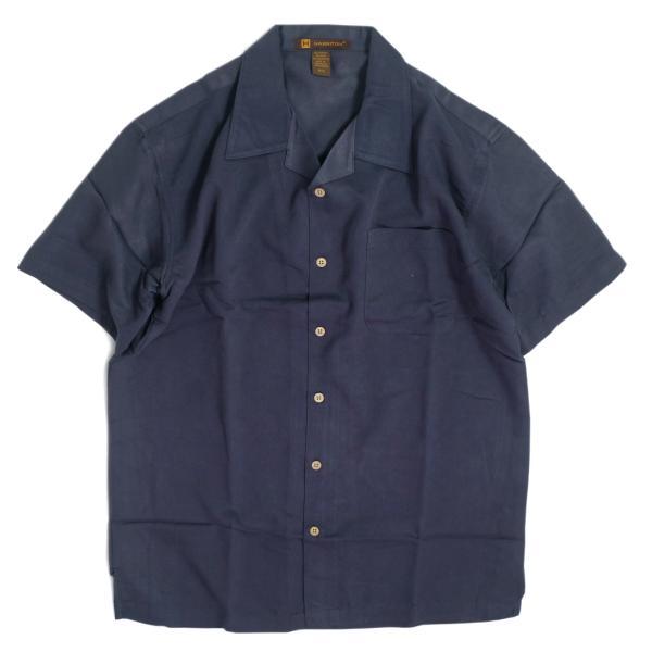 ハリトン バハマ コード キャンプ シャツ 全3色 メンズ|rawdrip|07