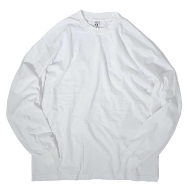 ロサンゼルス アパレル 6.5oz ロングスリーブ ガーメント ダイ Tシャツ 全4色|rawdrip|02