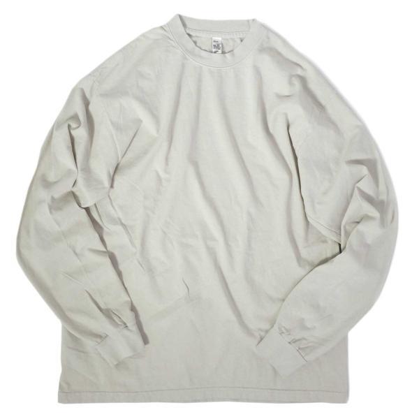 ロサンゼルス アパレル 6.5oz ロングスリーブ ガーメント ダイ Tシャツ 全4色|rawdrip|04