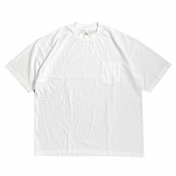 ロサンゼルス アパレル 6.5oz ショートスリーブ ガーメント ダイ ポケット Tシャツ 全2色|rawdrip|03