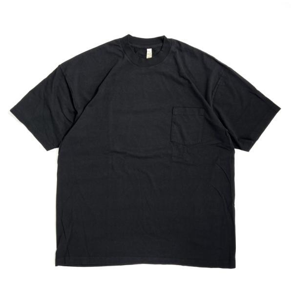 ロサンゼルス アパレル 6.5oz ショートスリーブ ガーメント ダイ ポケット Tシャツ 全2色|rawdrip|04