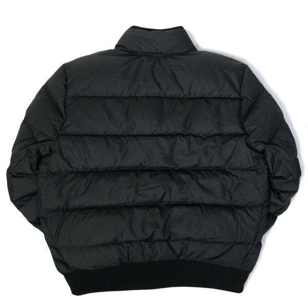 ナイキ ダウン フィル ボンバー ジャケット ブラック メンズ|rawdrip|06