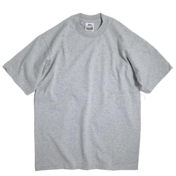 プロクラブ ヘビーウェイト クルー ネック Tシャツ 全7色 無地|rawdrip|04