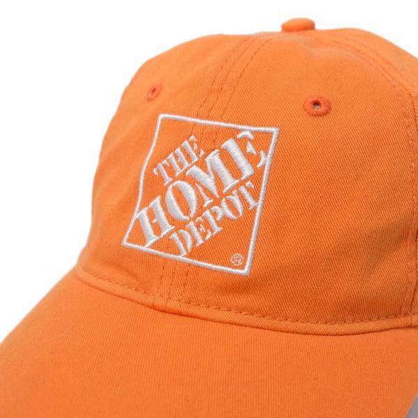 ザ ホーム デポ モア セービング キャップ オレンジ メンズ 帽子 rawdrip 02