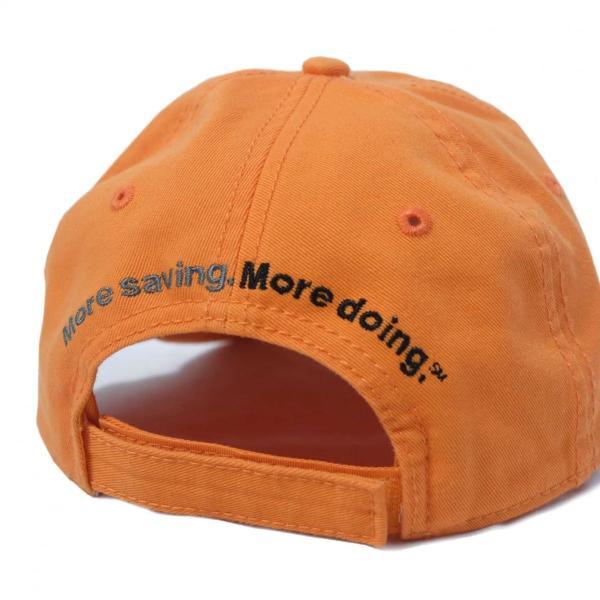 ザ ホーム デポ モア セービング キャップ オレンジ メンズ 帽子 rawdrip 03