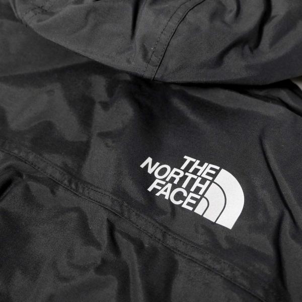 ザ ノース フェイス ゴッサム ジャケット III TNF ブラック マット シャイン|rawdrip|14