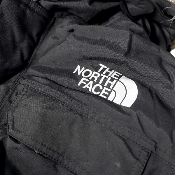 ザ ノース フェイス ゴッサム ジャケット III TNF ブラック マット シャイン|rawdrip|03