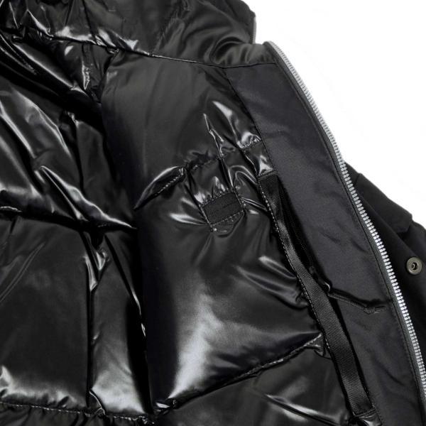 ザ ノース フェイス ゴッサム ジャケット III TNF ブラック マット シャイン|rawdrip|08