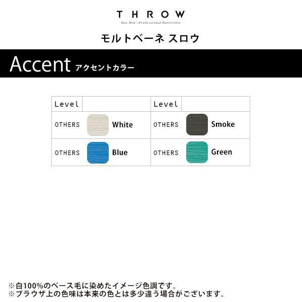 ビューティーエクスペリエンス スロウ ファッションカラー 1剤 アクセントカラー 100g|blue green モルトベーネ カラー剤 スロウカラー メール便対応4個まで|ray|02