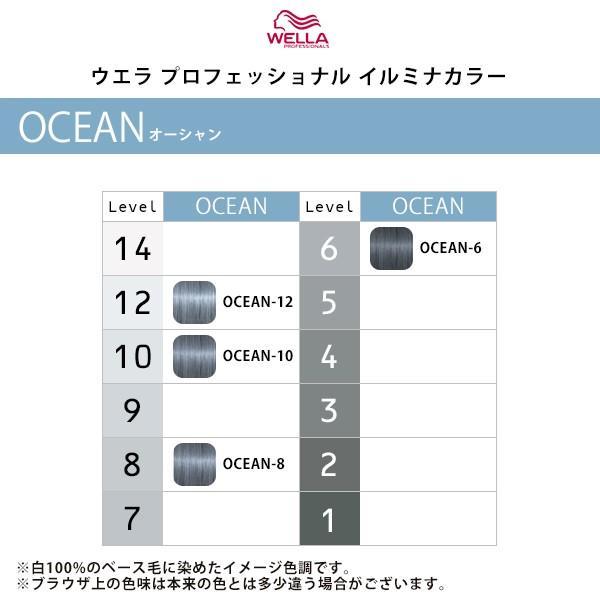 ウエラ プロフェッショナル イルミナ カラー 80g 1剤 OCEAN オーシャン|カラー剤 メール便対応4個まで|ray|02
