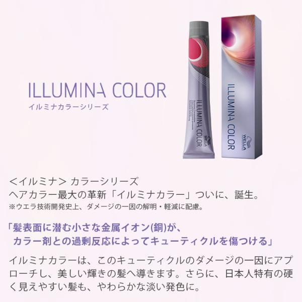 ウエラ プロフェッショナル イルミナ カラー 80g 1剤 OCEAN オーシャン|カラー剤 メール便対応4個まで|ray|03