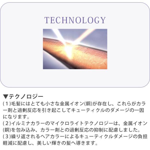 ウエラ プロフェッショナル イルミナ カラー 80g 1剤【STARDUST(スターダスト)】|カラー剤 ヘアカラー メール便対応4個まで|ray|04