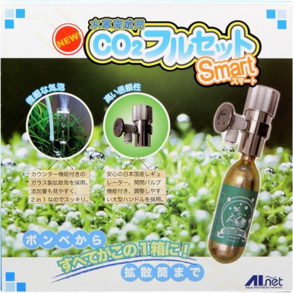 AIネット CO2フルセット スマートR (青箱) 日本製 全国送料無料!
