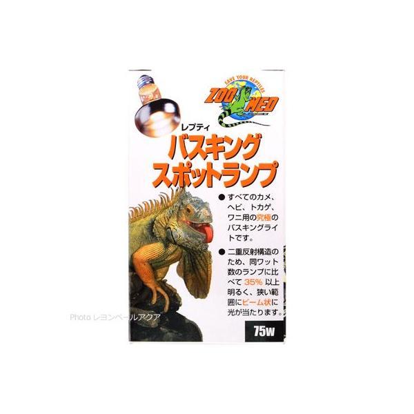 ズーメッドジャパン レプティ バスキングスポットランプ(集光) 75W 全国送料無料!
