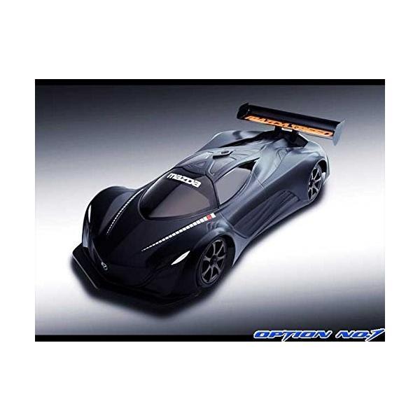 Speed Passion 168MF69 マツダ 風藾  (フーライ)ボディ   (クリヤ/190mm)|razikonwebshop