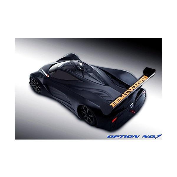 Speed Passion 168MF69 マツダ 風藾  (フーライ)ボディ   (クリヤ/190mm)|razikonwebshop|02