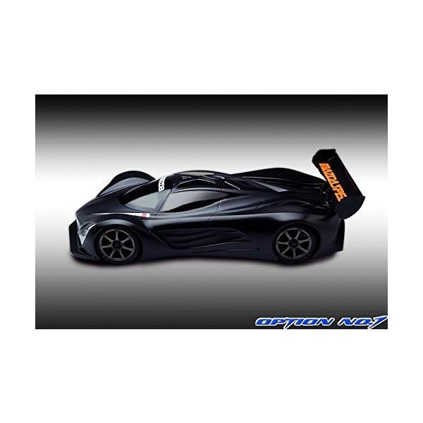 Speed Passion 168MF69 マツダ 風藾  (フーライ)ボディ   (クリヤ/190mm)|razikonwebshop|03