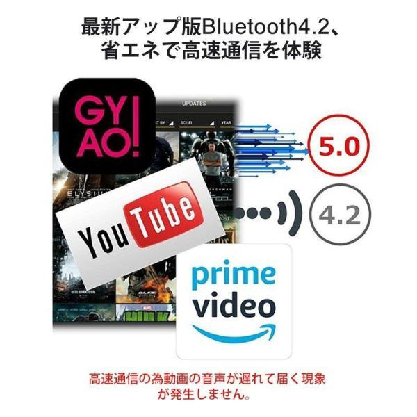 ワイヤレスイヤホン 高音質Bluetooth IPX7防水防汗 密閉式 36時間連続再生 マグネット搭載 ネクバンド式 イヤフォン|rc-genki-shop|08