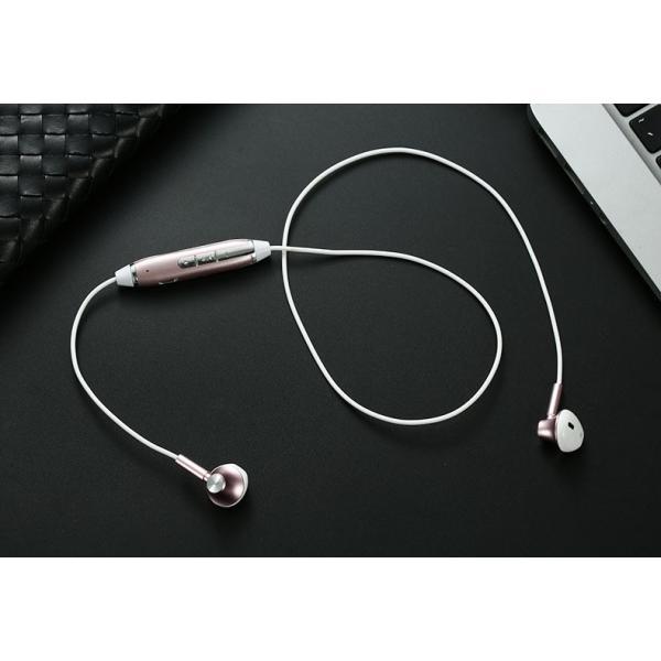 ワイヤレスイヤホン 高音質Bluetooth IPX5防水防汗 運動式 ノイズキャンセリング マグネット搭載 イヤフォン リモコン 日本語説明書あり|rc-genki-shop|11