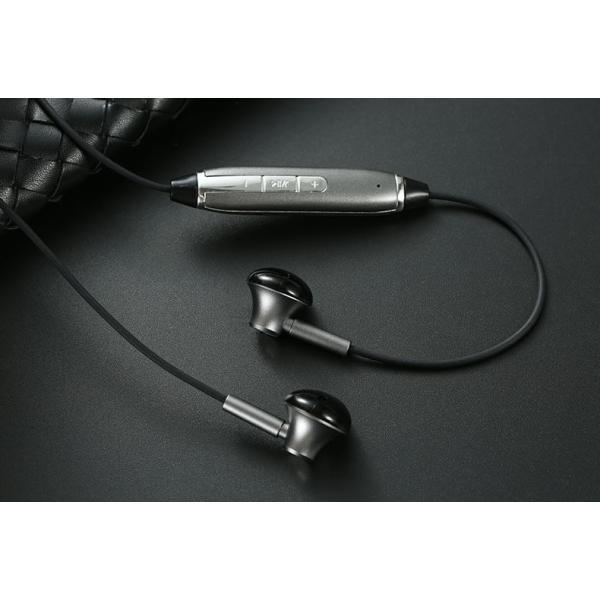ワイヤレスイヤホン 高音質Bluetooth IPX5防水防汗 運動式 ノイズキャンセリング マグネット搭載 イヤフォン リモコン 日本語説明書あり|rc-genki-shop|14