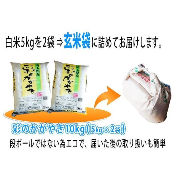 30年産彩のかがやき 10kg (5kg×2) 埼玉県産 検査一等米 rc-kaneko 02