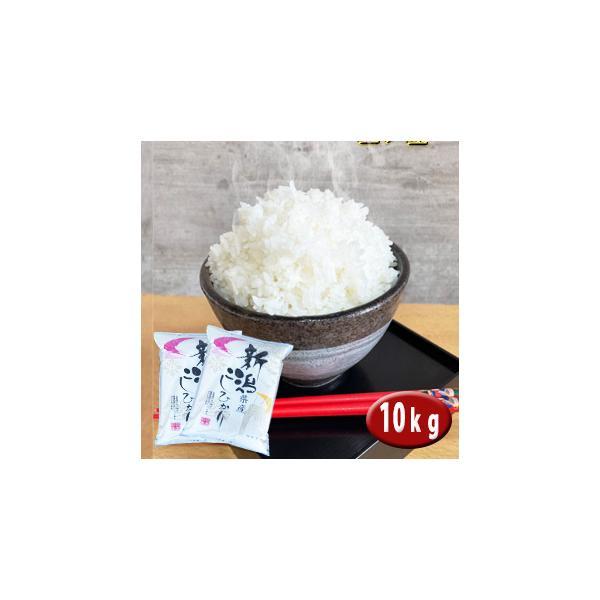 お米 10kg新潟県産コシヒカリ  (5kg×2) 新潟県産 検査一等 28年産|rc-kaneko