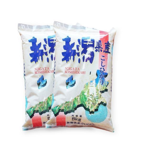 お米 10kg新潟県産コシヒカリ  (5kg×2) 新潟県産 検査一等 28年産|rc-kaneko|02