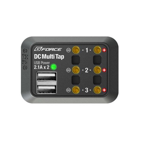 G-FORCE(ジーフォース)/G0244/DC MULTI TAP(DCマルチタップ)