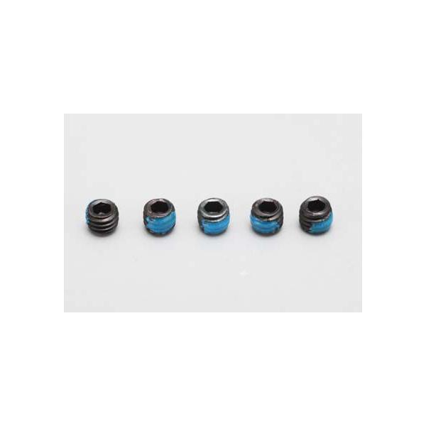 【ネコポス対応】ZC-SS325L/ヨコモ/M3×2.5mmセットスクリュー(ネジロック加工済)