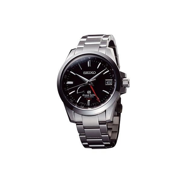 セイコー SEIKO グランドセイコー スプリングドライブ メンズ デュアルタイム 腕時計 SBGE013 国内正規