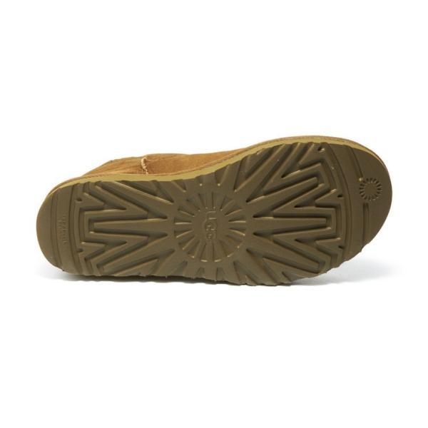 UGG ブーツ CLASSIC MINI II 1016222 レディース CHESTNUT CHE アグ